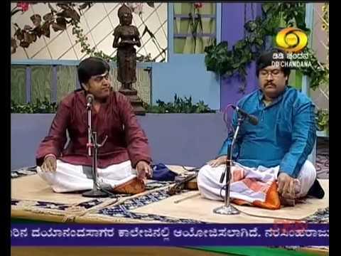 Konnakkol Duet by B R Somashekar Jois & R Karthik