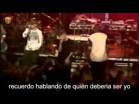 Jay-Z & Linkin Park - Dirt off your shoulder / Lying from you Subtitulada español