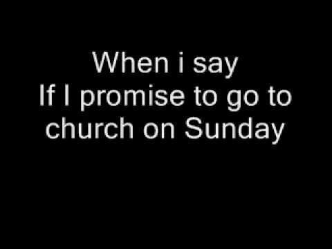 Green Day - Church On Sunday