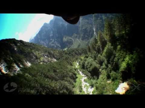 Wingsuit Basejumping - The Need 4 Speed: The Art of Flight