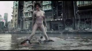 Ghost in the Shell Trailer #2   Movieclips Trailers