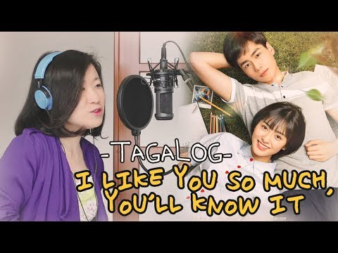 [TAGALOG] I LIKE YOU SO MUCH, YOU'LL KNOW IT (A Love So Beautiful 致我们单纯的小美好 OST) by Marianne Topacio