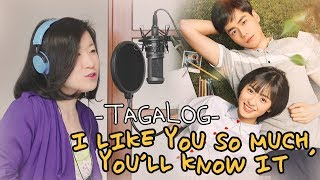 Tagalog I Like You So Much, You'll Know It A Love So Beautiful 致我们单纯的小美好 Ost By Marianne Topacio