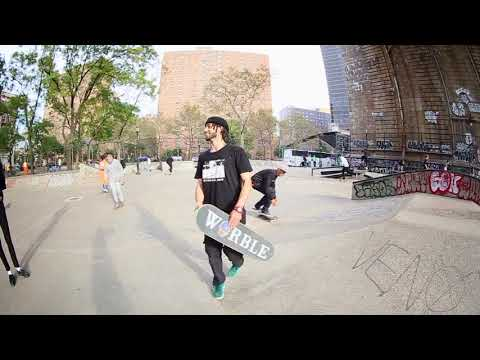 Juan Hernandez 5 Piece at LES Skatepark