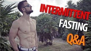 INTERMITTENT FASTING Q&A