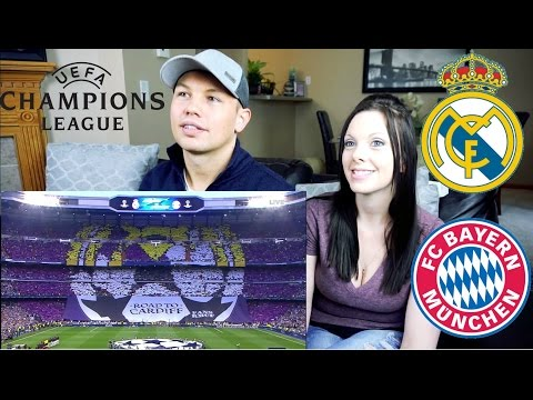 (Reaction) Real Madrid vs Bayern Munich 4-2 Goals & Highlights thumbnail