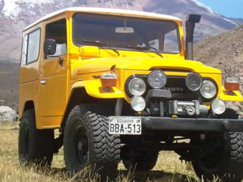 Pimp my Toyota land cruiser FJ40 1979