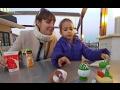 Elif ile Mc donald's keyfi ,2 eksik oyuncağımızı tamamladık, eğlenceli çocuk videosu