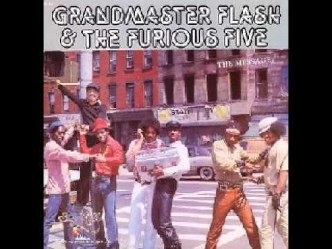 Grandmaster Flash & the Furious Five - The Message - (Instrumental)