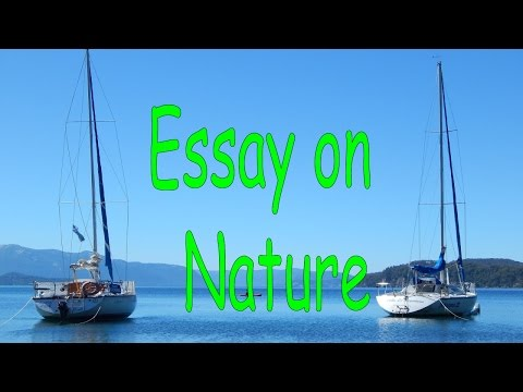 essay on nature