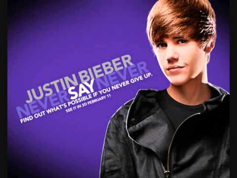 Justin Bieber Never Say Never - Cumbia Mati Curto video