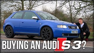 Here's Why the Audi S3 Should Be My Next Car...