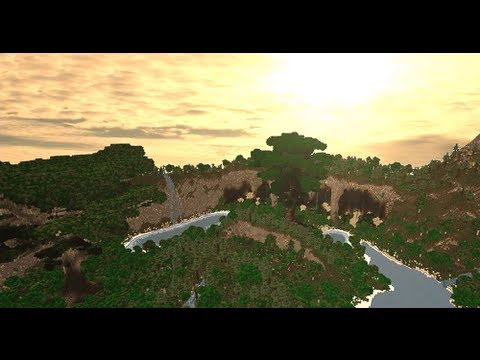Minecraft Cinematic - Littlewood Forest