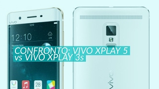 Vivo Xplay 5 vs Vivo Xplay 3s