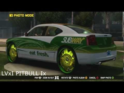 MCLA MIDNIGHT CLUB LOS ANGELES CUSTOM CARS GARAGE PART 1 HD