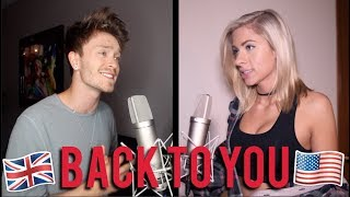 Download Lagu Louis Tomlinson - Back To You ft. Bebe Rexha (Andie Case & Connor Ball, The Vamps Cover) Gratis STAFABAND