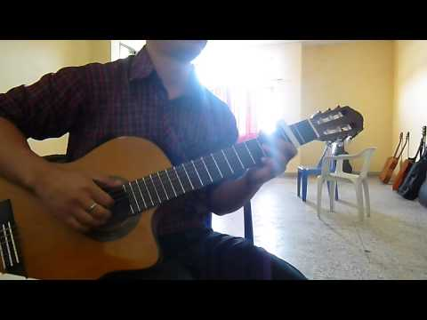 haale dil guitar instrumental by nakul thapa