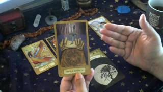 Taurus August 2016 Psychic Tarot Guidance