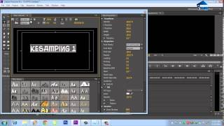 GAVIDA Tutorial - Membuat Title Bergerak di Adobe Premiere Pro by Ganesa Putra