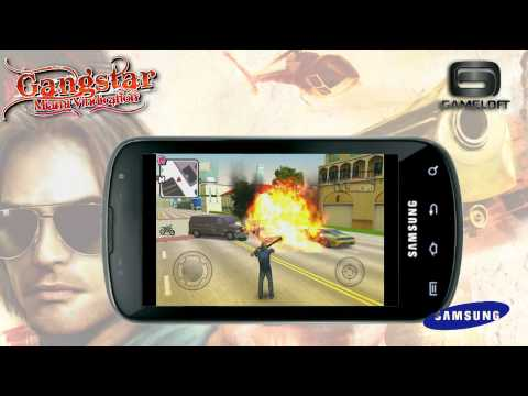 Gameloft Android HD Games for Samsung Epic