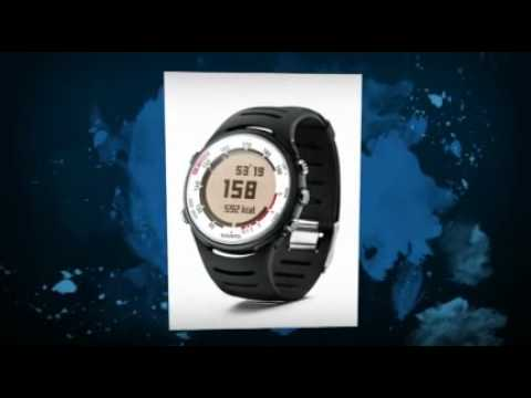 Suunto t4d Heart Rate Monitor Video