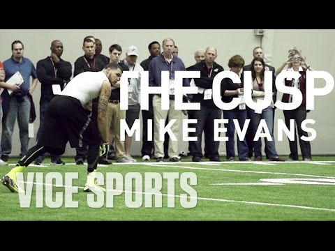 Mike Evans: Football Player, Father, and a Better Man in the Making