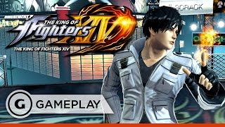 King of Fighters XIV - Full Match Gameplay