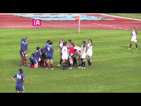 USA WNT Rugby vs. France: Full match June 11, 2013