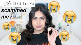 BEAUTYBAY SCAMMED ME!