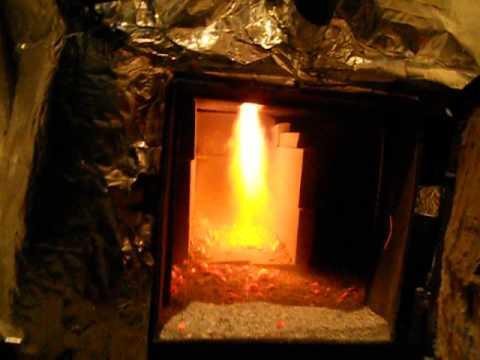 Diy Wood Gasifier Home Made Wood Gasifier Boiler