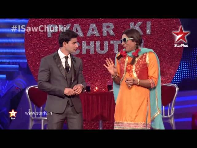 Mad In India - Chutki and Gautam set the house on fire!