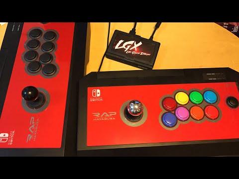 いつものアケコンとiPhoneでいつものライブ配信 Ultra Street Fighter II: The Final Challengers