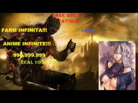 Farmare Anime Infinite Dark Souls 3