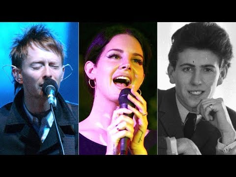 Radiohead's 'Creep' vs. Lana Del Rey's 'Get Free' vs. The Hollies' 'The Air That I Breathe'