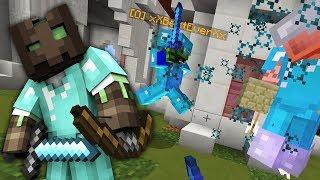 LA BATALLA DE FULL DIAMANTES (Minecraft Eggwars)