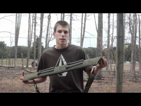 Condor Shotgun Scabbard Airsoft Review