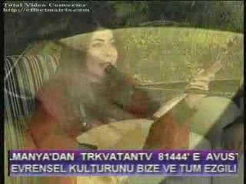aynur güneş bayar şahin fuat bahçeci artvin türküleri düet