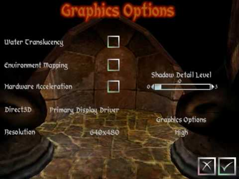Dungeon Keeper 2 Vista/Windows 7 Fix