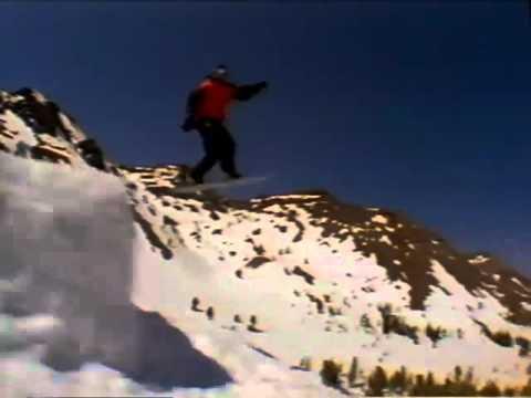 Luminous Llama-Volcom snowboard