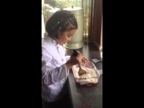 Cocina para niños y niñas (Plastilina)