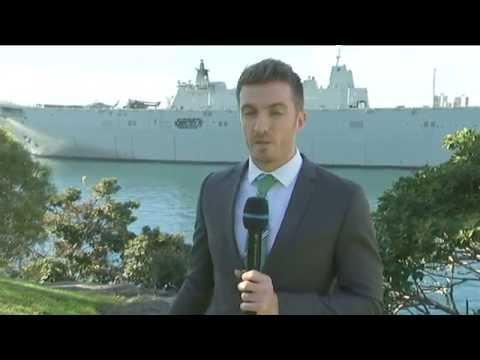 Mark Reddie ABC News 24
