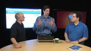 Microsoft Azure Cloud Cover Show: Mark Russinovich Talks Fabric Controller and Cyber Terrorism