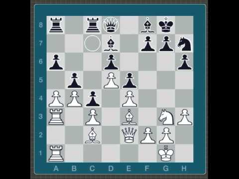1997- Kasparov vs Deep Blue Game 2 (ChessMaster: Grandmaster Edition)