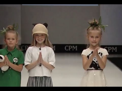 LEYA ME Spring Summer 2017   CPM Kids Moscow by Fashion Channel