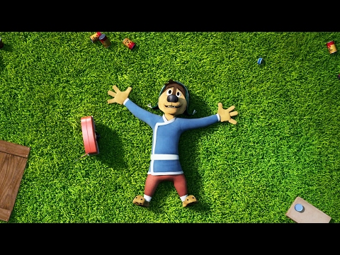 "Rock Dog (2017 Movie) Official TV Spot – ""Rock Your World"""