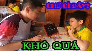 Dạy Bé Cách Học Đếm Số, Tập Đọc Tiếng Việt Hài Hước Khi Mẹ Vắng Nhà! Are You Sleeping