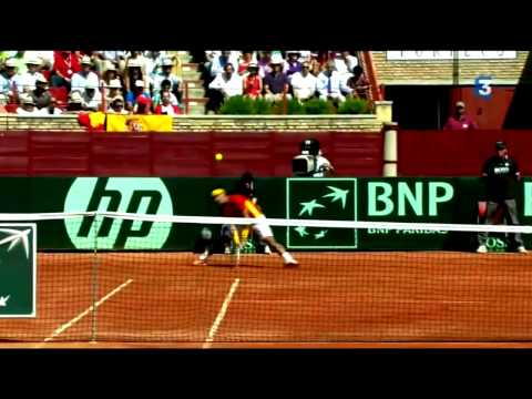 Rafael-Nadal The King Of Tennis [HD]