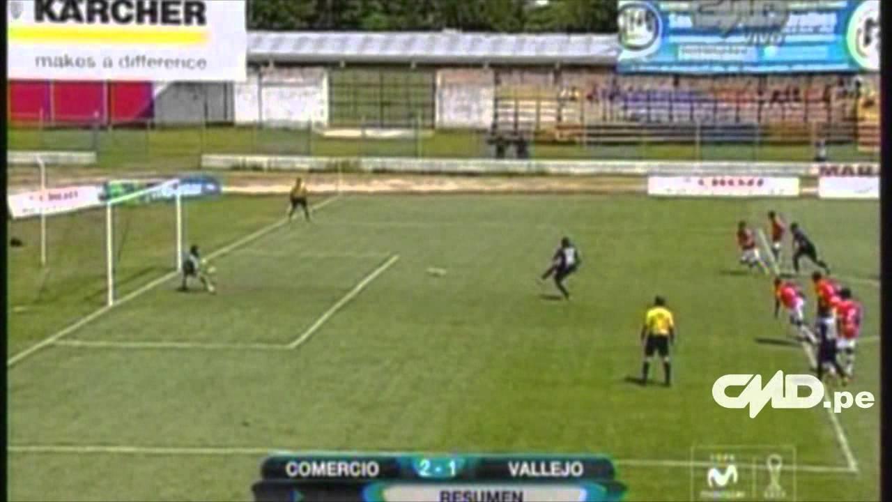 Deportivo Union Comercio 2-1 Univ.Cesar Vallejo