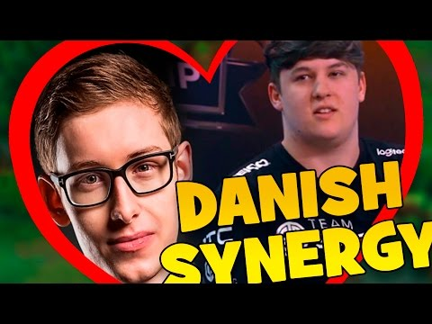 FUNNY/FAIL MOMENTS WORLDS - DAY 2 | DANISH SYNERGY!? | League of Legends 2016