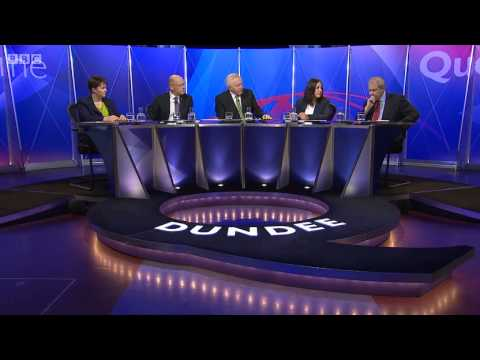Question Time in Dundee - 23/01/2014